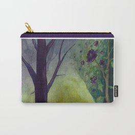 Dark Garden Carry-All Pouch