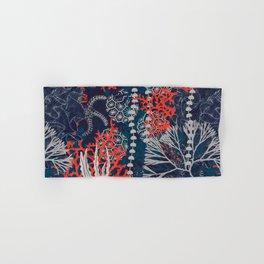 Corals and Starfish Hand & Bath Towel