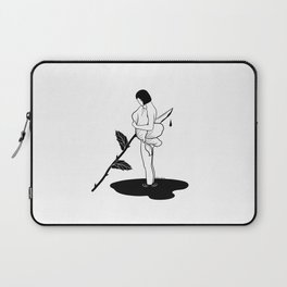 Betrayal grows within trust Laptop Sleeve