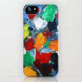 The Artist's Palette iPhone Case