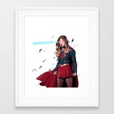 KARA Framed Art Print