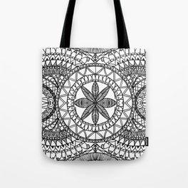 Indian Sunset Tote Bag