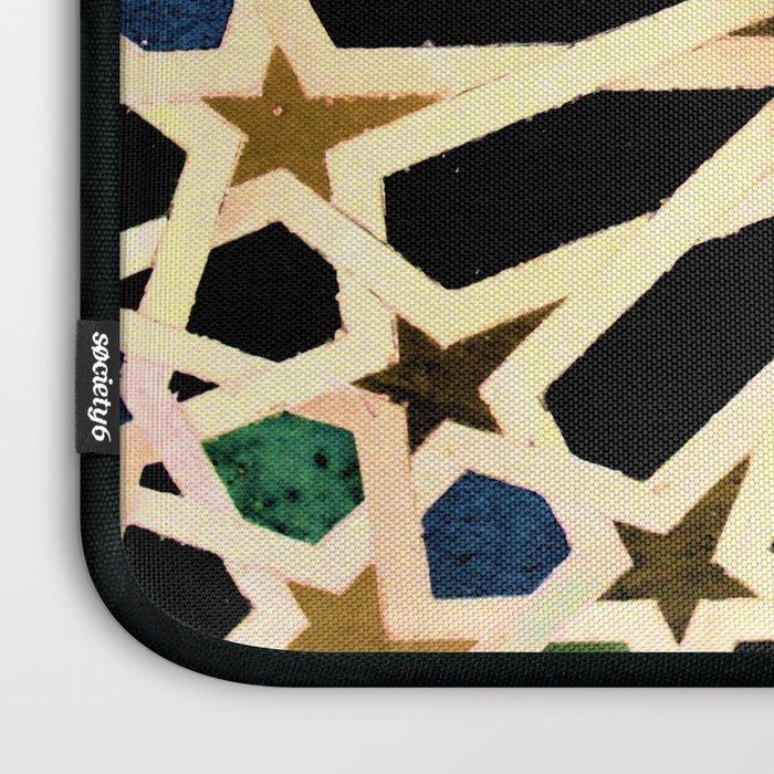 Azulejo de La Alhambra Laptop Sleeve