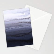 WITHIN THE TIDES BLUE Stationery Cards
