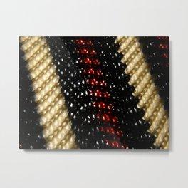 woolen scarf Metal Print