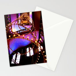 Lights. Stationery Cards