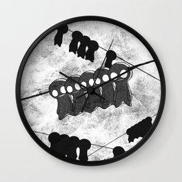 Canon Wall Clock