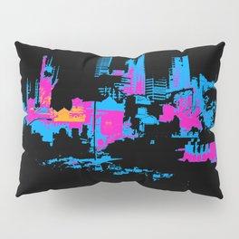 Las Vegas Cityscape Pillow Sham