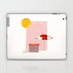 on holiday Laptop & iPad Skin