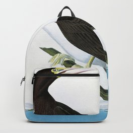 Booby Gannet - John James Audubon Backpack