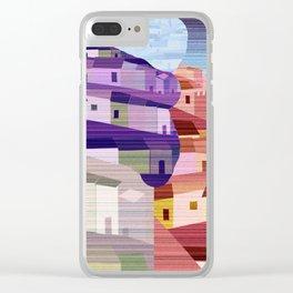Gringo Gulch Clear iPhone Case