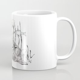 The Symbol of Eternal Love Coffee Mug