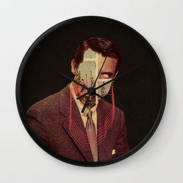 Portrait Wall Clock