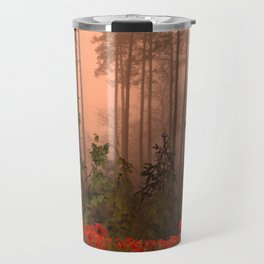 The Memories of poppies Travel Mug