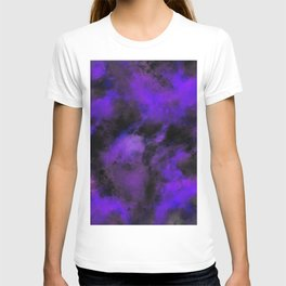 The blue saturation T-shirt