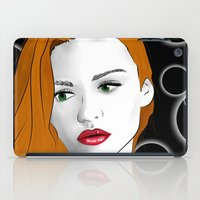 lydia martin iPad Cases featuring Lydia Martin by reliand