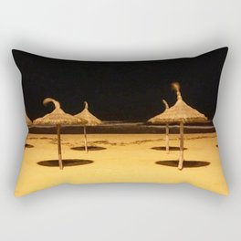 Shades in the Night Rectangular Pillow