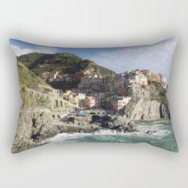 Amalfi Coast Rectangular Pillow
