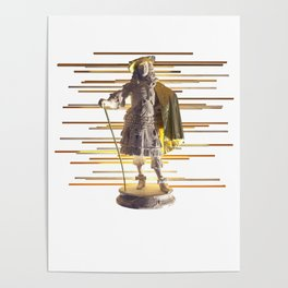 Gold Series-Stand Strong Poster