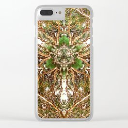 Source No 1 Clear iPhone Case