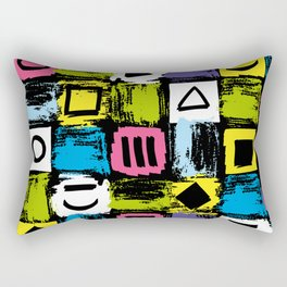 Fashion Patterns Shell-Shocked Rectangular Pillow