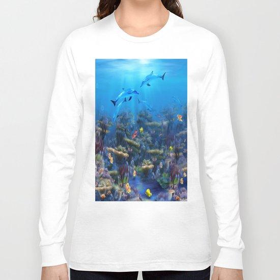 Lost Ocean Long Sleeve T-shirt