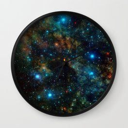 Star Formation Wall Clock