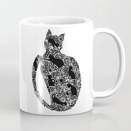 Dedicated for the cat slave 獻給貓奴的貓圖 Coffee Mug