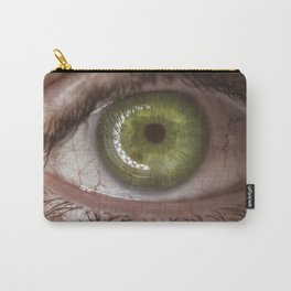 Green Eye for you Carry-All Pouch
