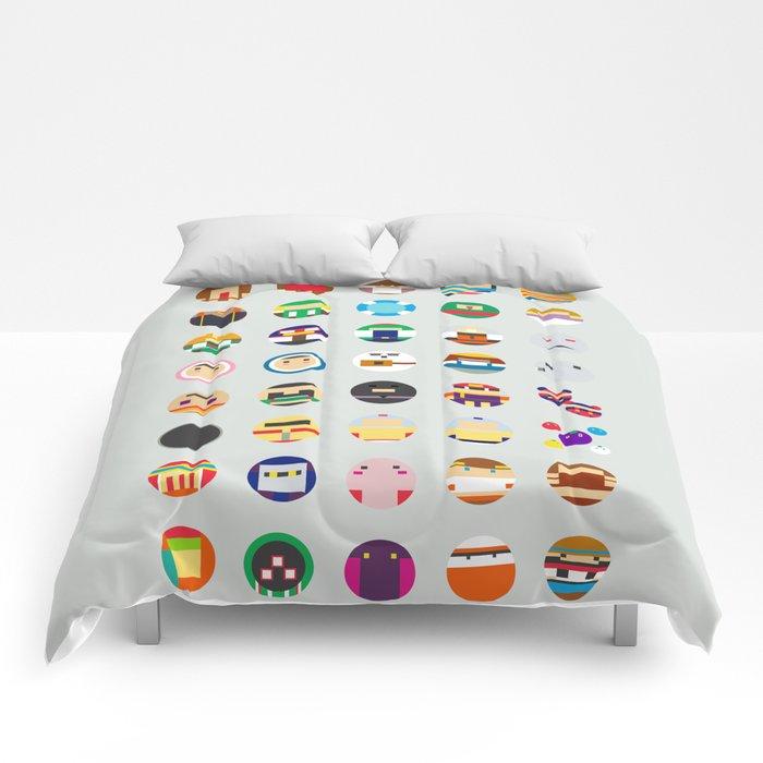 Mintendo Comforters