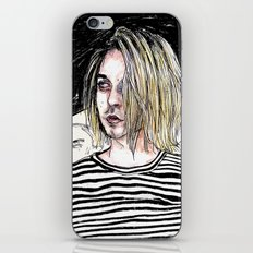 I'm not like them, but i can pretend. -  Kurt c iPhone & iPod Skin