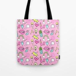 Tumblr Pattern Tote Bag