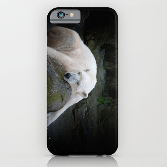 Resting  iPhone & iPod Case