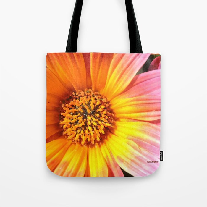 A March 1st Colorburst Tote Bag