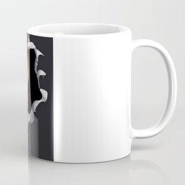 CRack in my heart 2: Mewo Coffee Mug