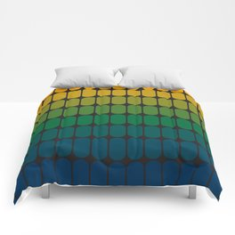 Verdant Capsule Comforters