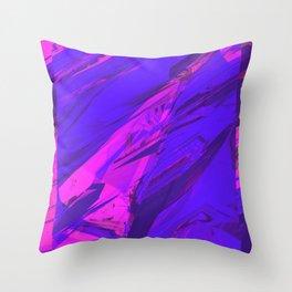 Blazing Marble 07 Throw Pillow