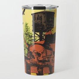 OLD TIMEY DARKNESS Travel Mug