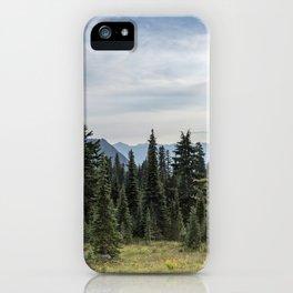 Alpine Alive iPhone Case