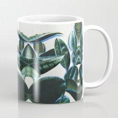 Leafy Coffee Mug