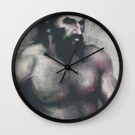 Dragon Age Inquisition - Blackwall Wall Clock