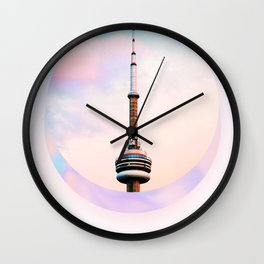 CN Tower Dreams Wall Clock