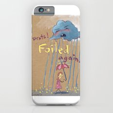 Best Laid Plans of Clouds and Rain Slim Case iPhone 6s