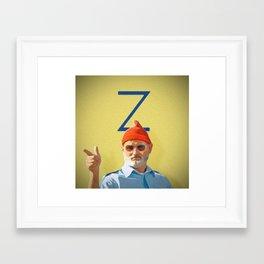 Stevezie Framed Art Print