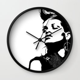 Rihanna. Wall Clock