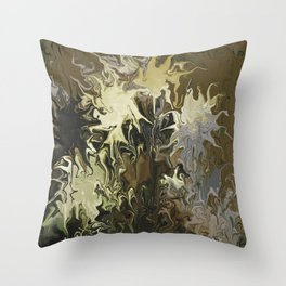 The Sequence of Distance Throw Pillow