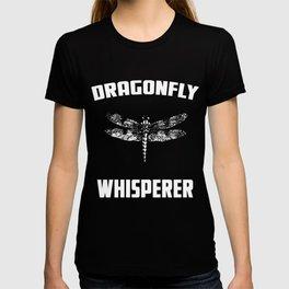 Dragonfly Whisperer T-shirt