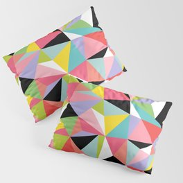 Geometric Jane Pillow Sham