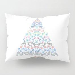 Marine Christmas Tree 3 Pillow Sham