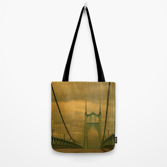 ST JOHNS BRIDGE Tote Bag